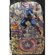 The Avengers Captain America backpack bag