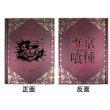 Tokyo ghoul anime hard cover notebook(120pages)