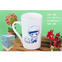 Tomb Notes anime ceramic cup