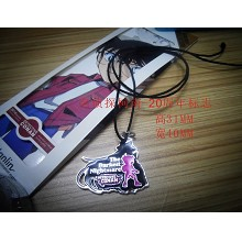 Detective conan 20th anime necklace