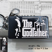 The Godfather key chain