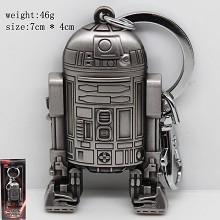 Star Wars R2D2 key chain