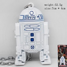 Star Wars R2D2 necklace