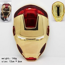 Iron Man mini mask shield
