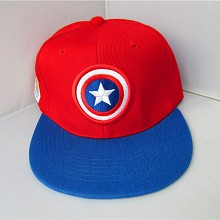 Captain America anime cap sun hat baseball cap