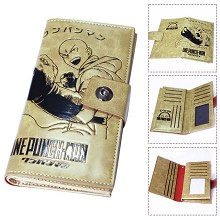 ONE PUNCH-MAN anime long wallet
