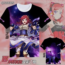 Love Live anime Modal t-shirt