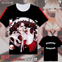 Collection anime Modal t-shirt