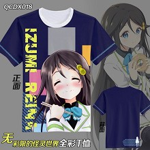 Musaigen no Phantom World anime Modal t-shirt