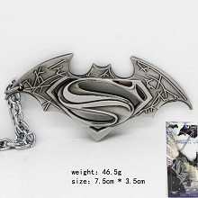 Batman VS Superman key chain