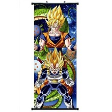 Dragon Ball anime wall scroll 40*102CM