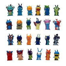 Slugterra anime figures set(24pcs a set)