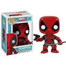 Funko POP 20 Deadpool anime figure