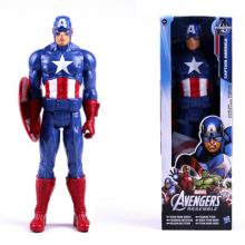 12inches Captain America anime figure