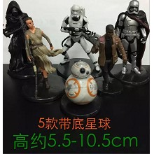 Star Wars figures set(6pcs a set)