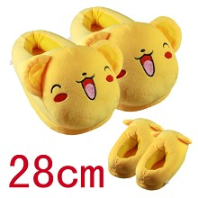 Card Captor Sakura anime plush slippers pair