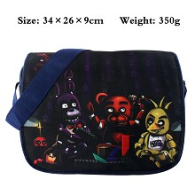 Five Nights at Freddy's anime satchel shoulder bag