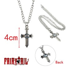 Fairy Tail anime necklace