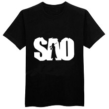 Sword Art Online anime t-shrit