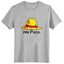 One Piece Luffy anime t-shrit