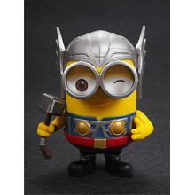 Despicbale Me cos Thor figure