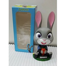 Zootopia anime figure