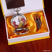 One Punch Man anime pocket watch
