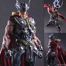 PLAY ARTS Thor figure