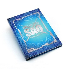 Sword Art Online anime hard cover notebook(102pages)
