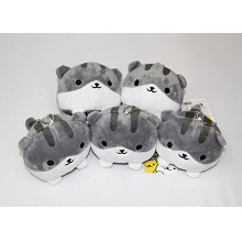 4inches Neko Atsume plush dolls set(10pcs a set)