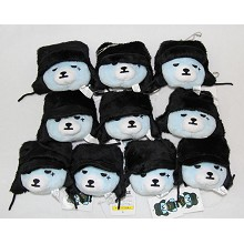 3.2inches Bigbang bear plush dolls set(10pcs a set...