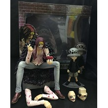 POP One Piece anime figures set