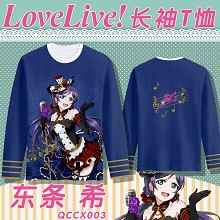 Love Live anime modal long sleeve t-shirt