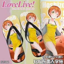 lovelive anime slippers shoes a pair