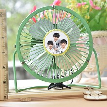TFBOYS star USB fan