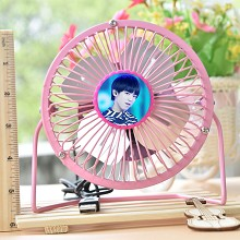 TFBOYS Karry star USB fan