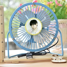 TFBOYS Roy star USB fan