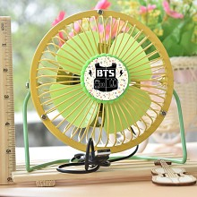 BTS star USB fan