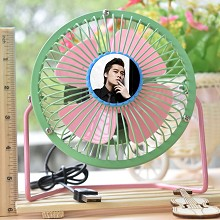 Yifeng Li star USB fan