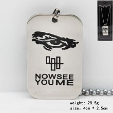 Now You See Me necklace