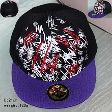 Suicide Squad anime baseball cap hat