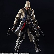 PlayArts Assassin's Creed Connor Kenway figure