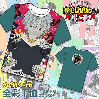 My Hero Academia anime t-shirt
