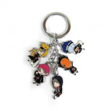 Naruto key chains
