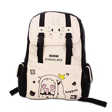 Collection anime backpack bag