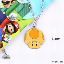 Super Mario anime necklace