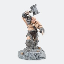 World of Warcraft Orgrim figure