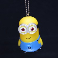 Despicable Me anime figure key chain