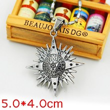 D.Gray-man anime necklace