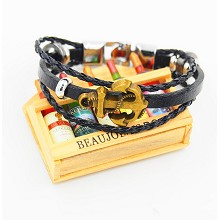 Collection anime bracelet